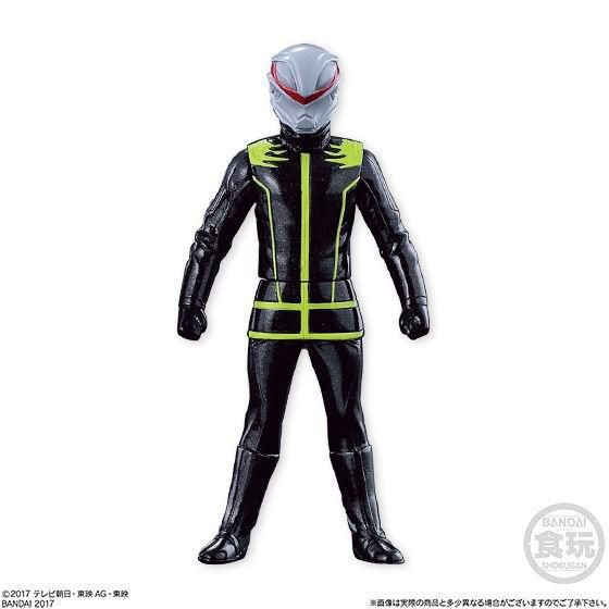 Power Kyu Rangers - Black Ranger  - 12 Cm - Original Bandai