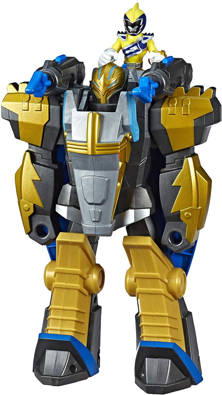 Power Rangers - Gold Ranger & Pterazord - Hasbro E5867