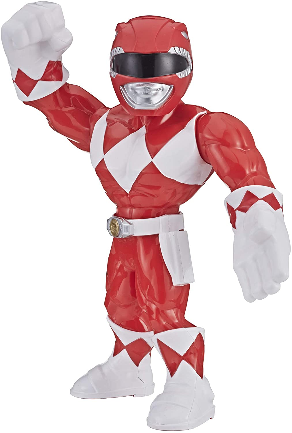 Power Rangers - Red Ranger  Mega Mighties - Playskool - HasbroE5869