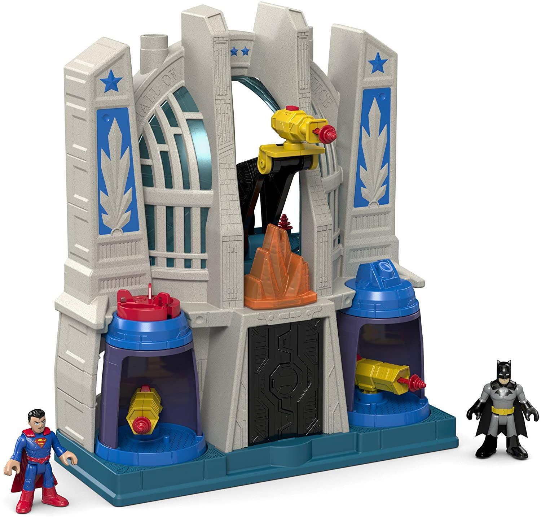 Playset Sala Da Justiça - DC Batman e Superman - Imaginext