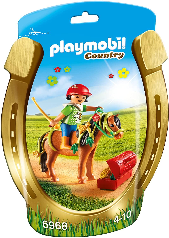 Saquinho Playmobil Country - Bloom Pony 6968