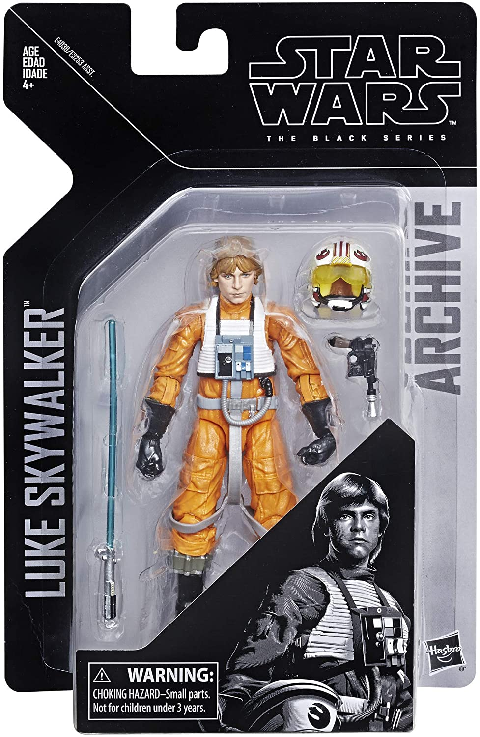 Star Wars The Black Series - Luke Skywalker - Hasbro