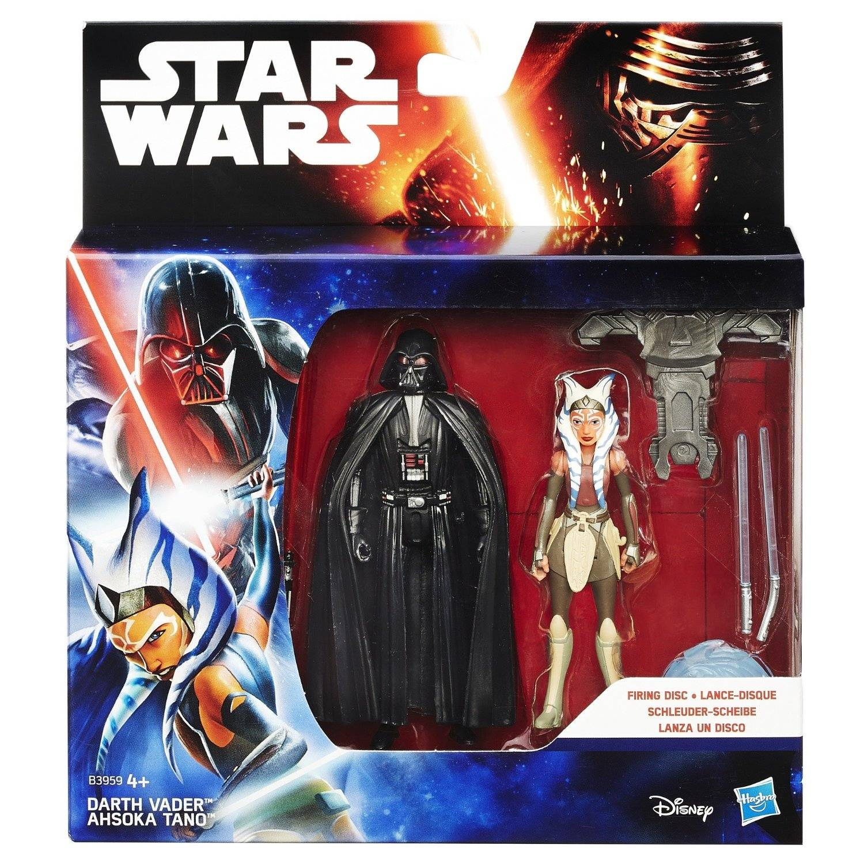 Star Wars The Force Awakens - Darth Vader & Ahsoka Tano - Hasbro B3955