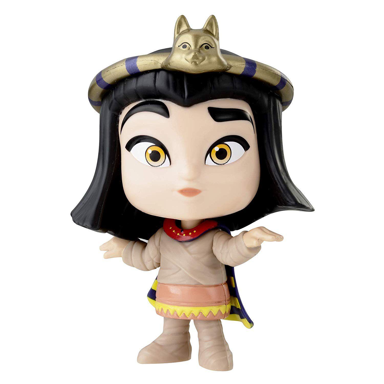 Super Monstros - Cleo Mini Figura 10 cm - Playskool Hasbro