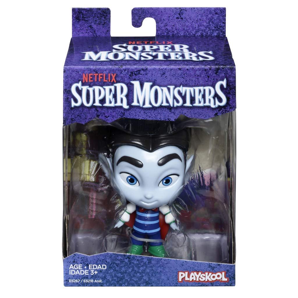 Super Monstros - Drac Shadows Mini Figura 10 cm - Playskool