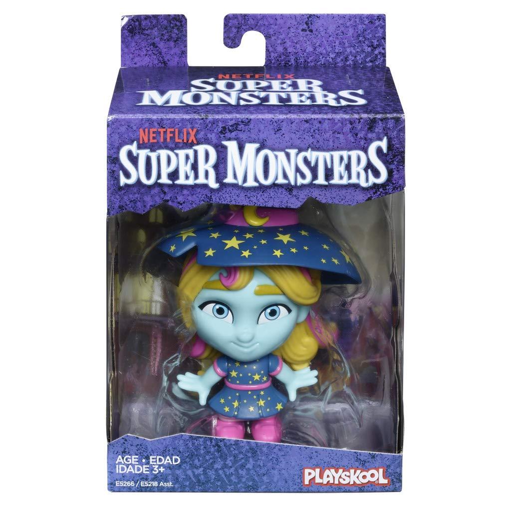 Super Monstros - Katya  - Mini Figura 10 cm - Playskool