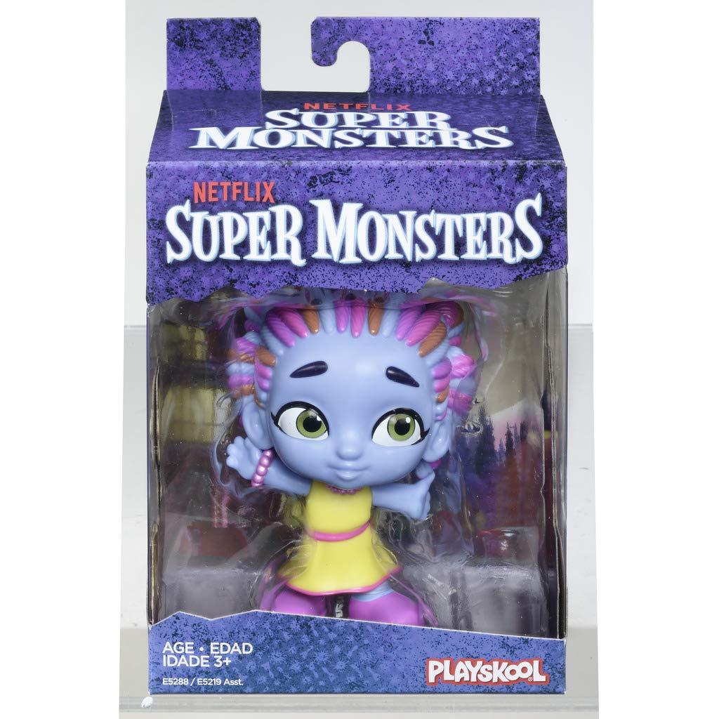 Super Monstros - Zoe Walker Mini Figura 10 cm - Playskool