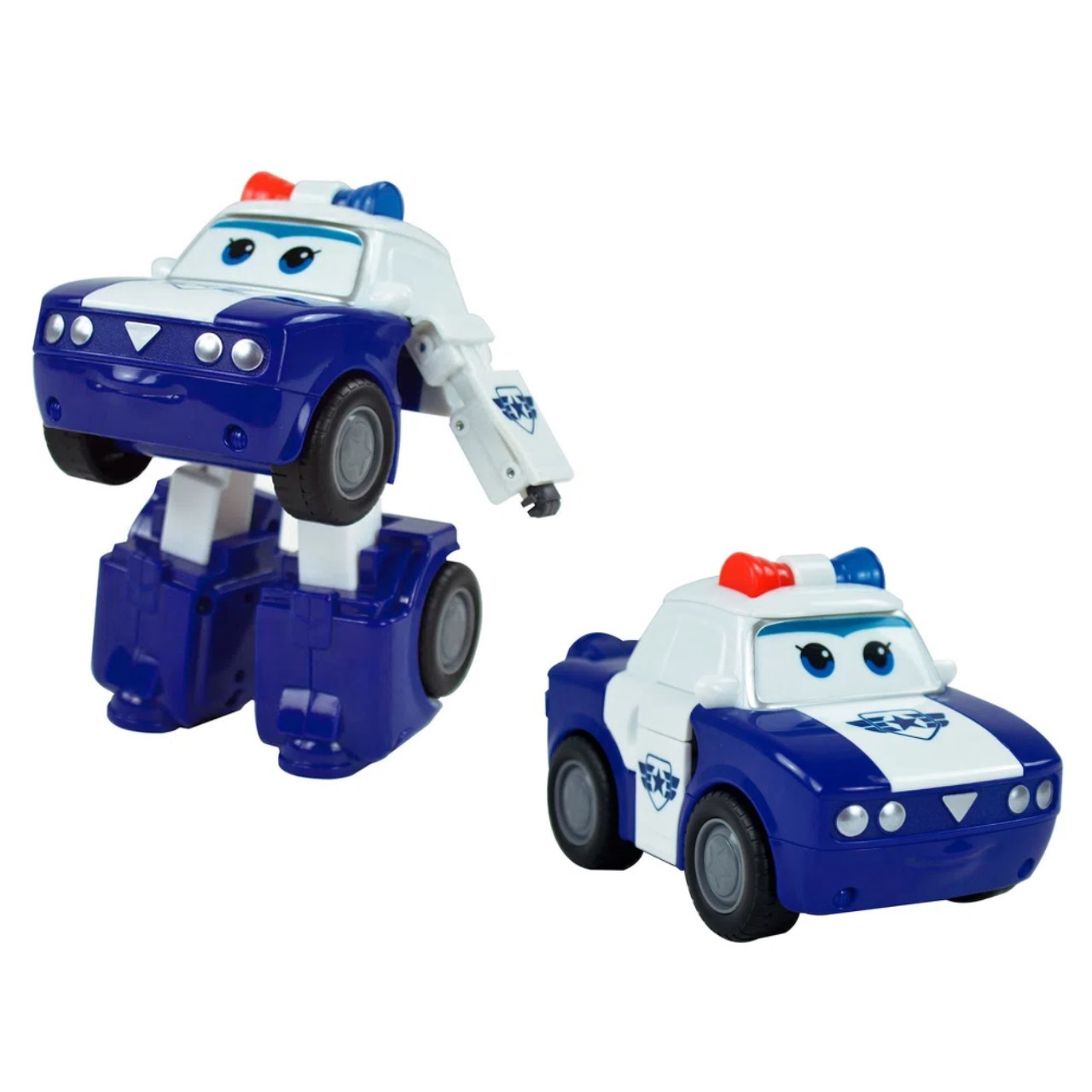 Super Wings Kim - Mini Boneco Transformável 6cm - Fun