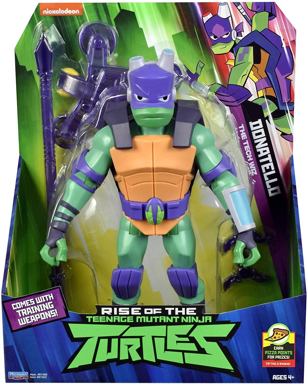Tartarugas Ninja - Figura de Luxo Gigante - Donatello 30 cm