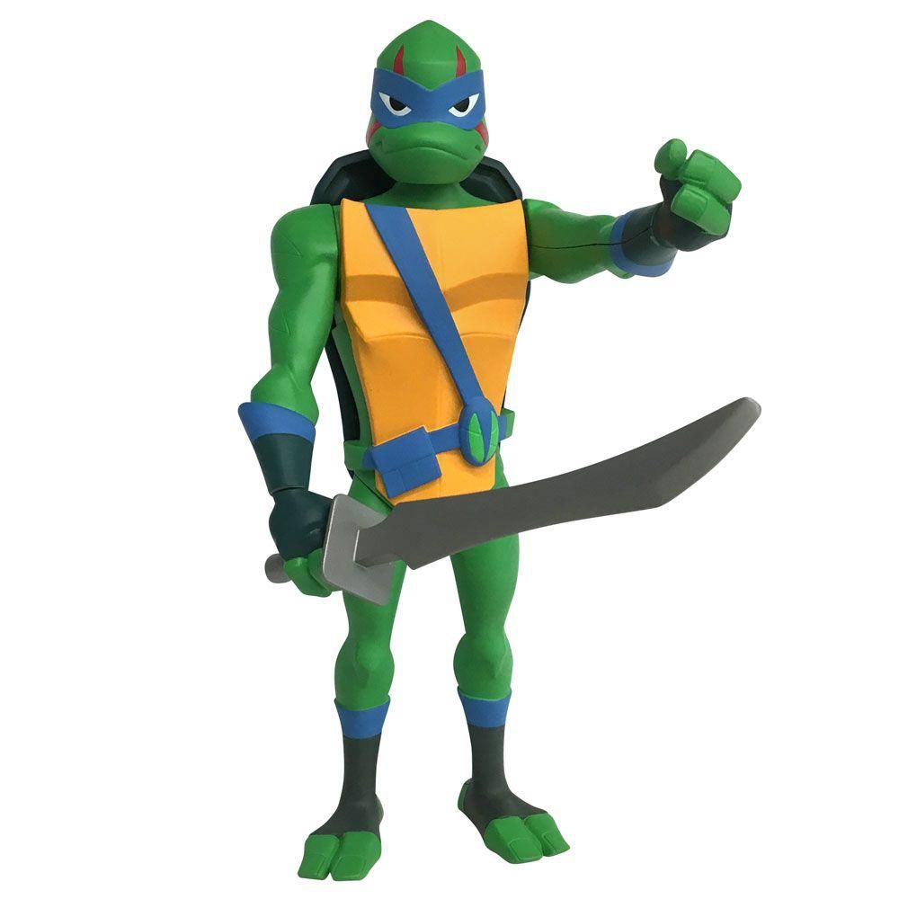 Tartarugas Ninja  Figura Gigante Articulada - Leonardo 30 cm