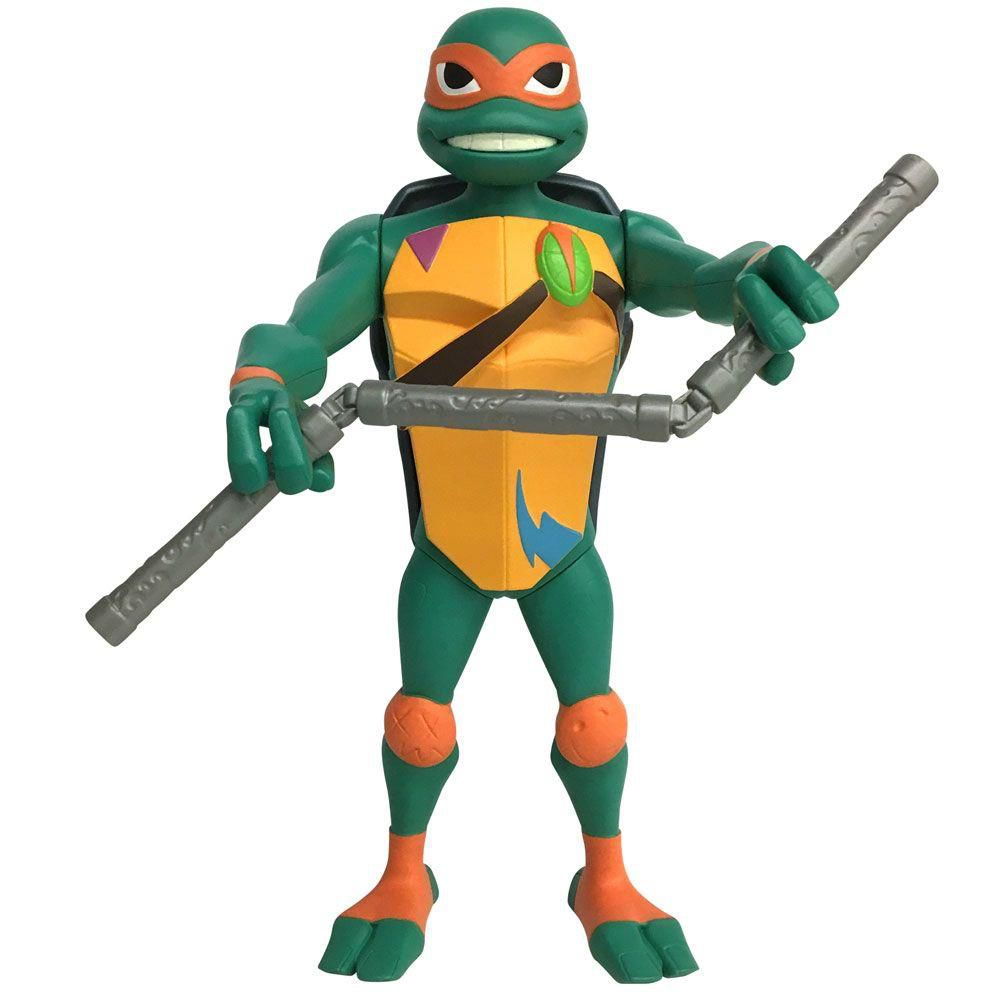 Tartarugas Ninja - Figura Gigante Articulada - Michelangelo