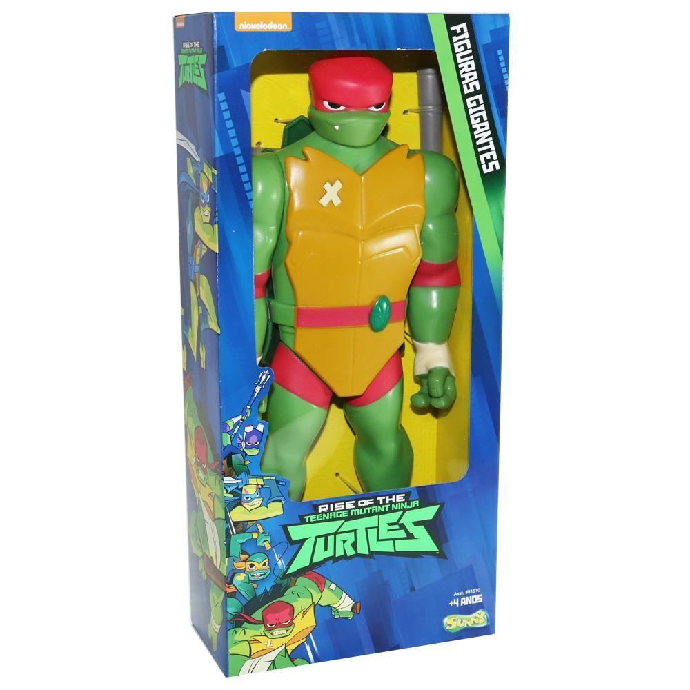 Tartarugas Ninja - Figura Gigante Articulada - Raphael 30 cm