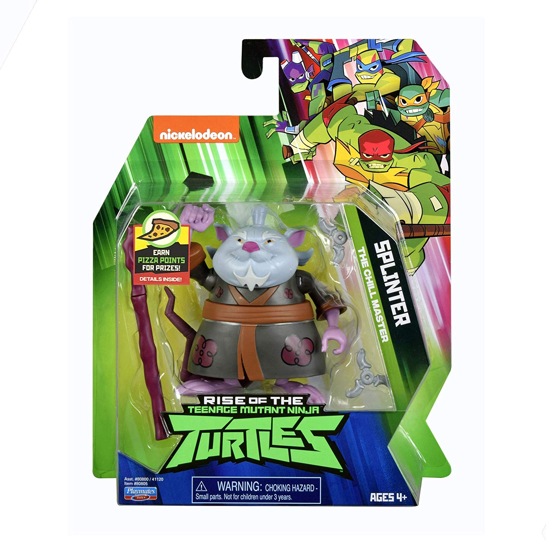 Tartarugas Ninja Figuras de Ação - Mestre Splinter  - Sunny