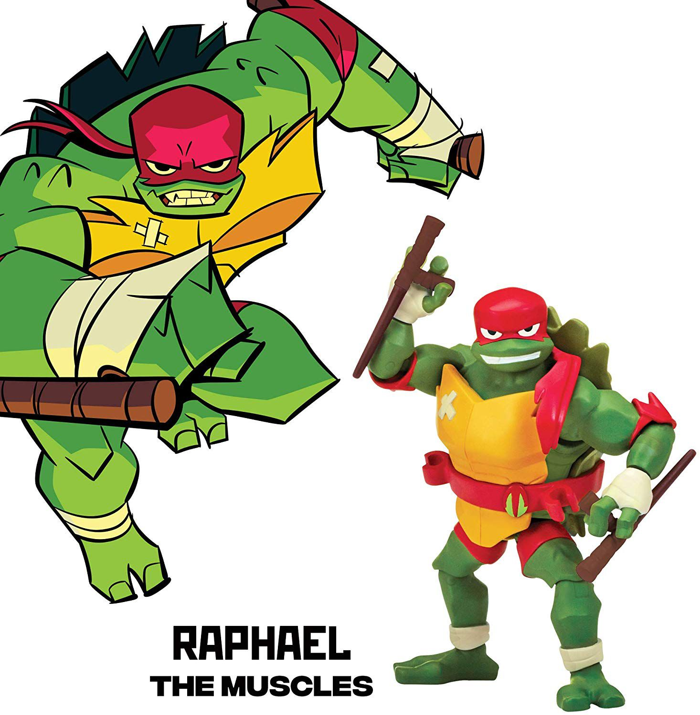 Tartarugas Ninja - Figuras de Ação - Raphael 12 cm - Sunny