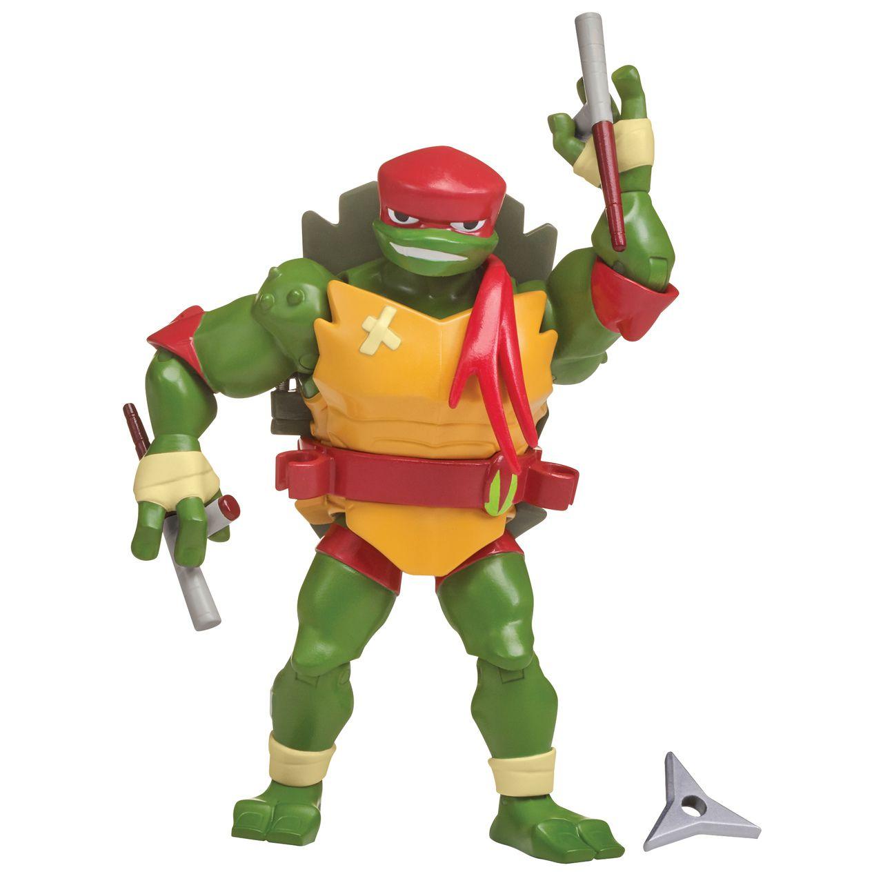 Tartarugas Ninja - Figuras de Ação - Raphael com Porta Armas