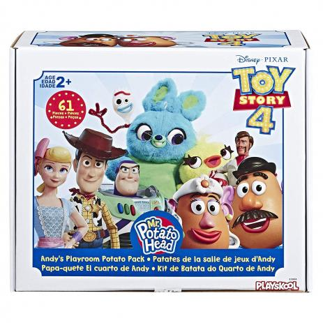 Toy story 4 - Mr. Potato Head - Quarto do Andy Hasbro E3066