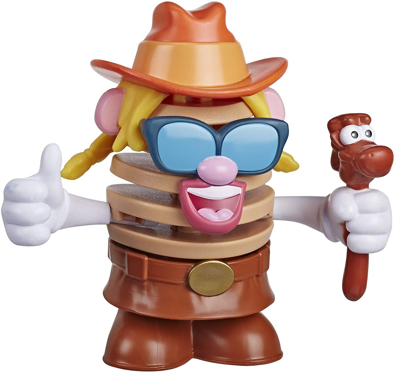 Toy Story - Boneca Mr Potato Head Chips Batata Mônica Ipira