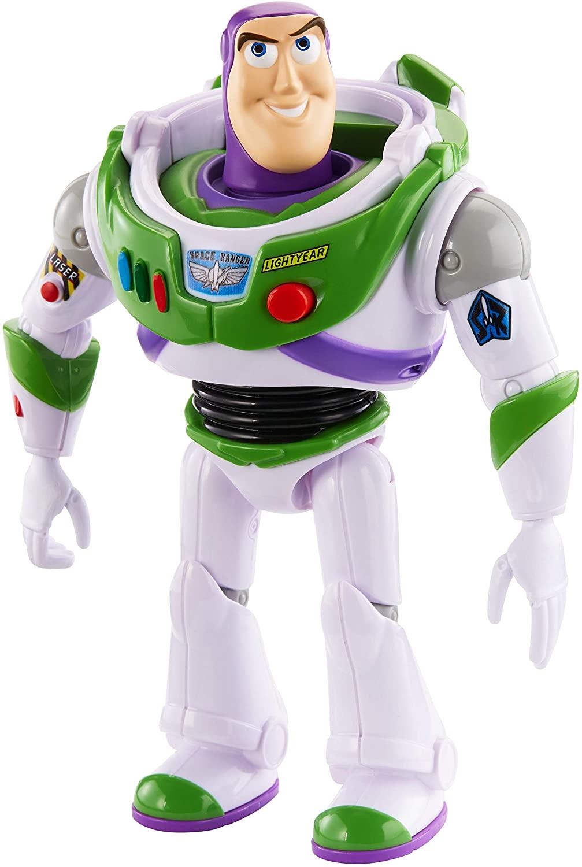 Toy Story - Boneco Falante - Buzz Lightyear 18cm - Mattel