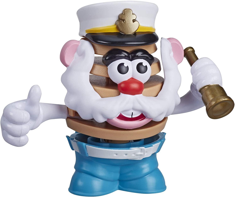 Toy Story - Boneco Mr Potato Head Chips - Capitão Salgado