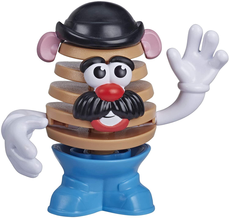 Toy Story - Boneco Mr Potato Head Chips - Original Natural