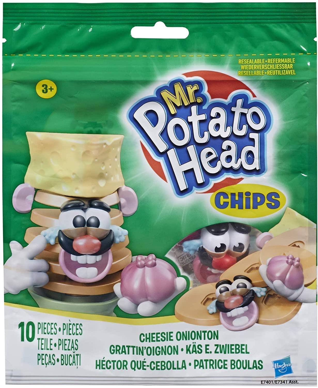 Toy Story - Boneco Mr Potato Head Chips - Patrice Boulas