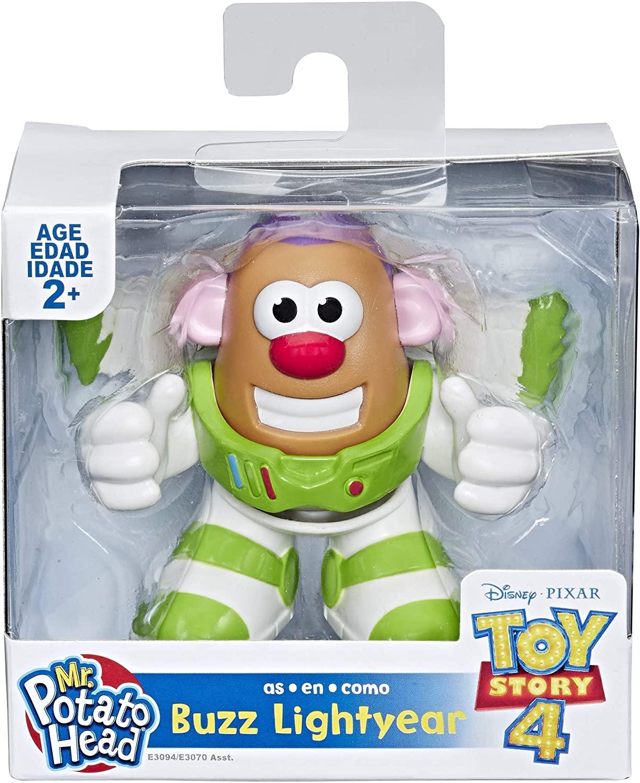 Toy Story - Boneco Sr Cabeça de Batata Buzz Lightyear - Disney Pixar