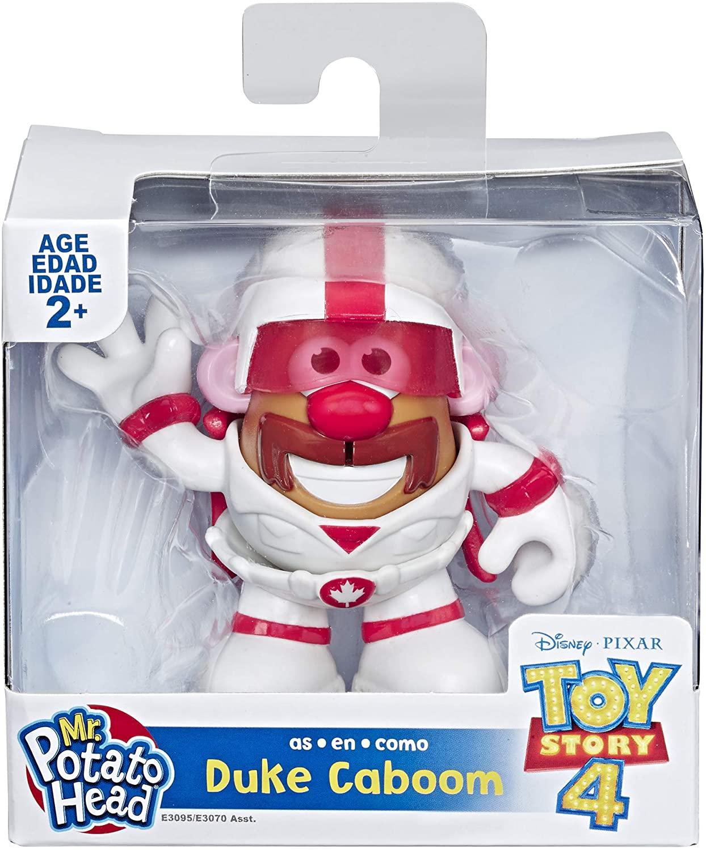 Toy Story - Boneco Sr Cabeça de Batata- Duke Caboom - Disney Pixar