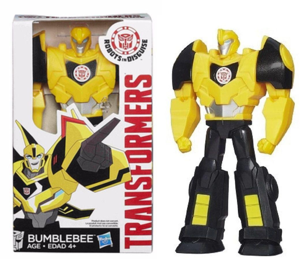 Transformers Bumblebee Robots In Disguise - Hasbro B0758