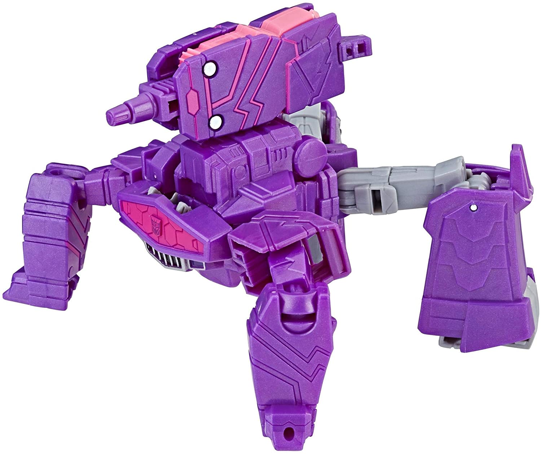 Transformers Cybervers - Shockwave - Hasbro E1884