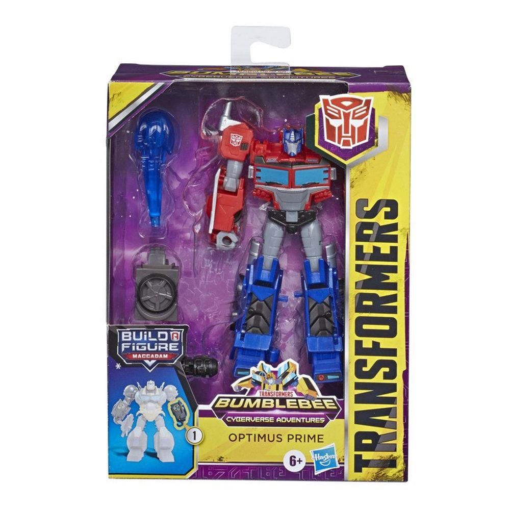 Transformers Cyberverse Adventures- Optimus Prime - Hasbro E7053