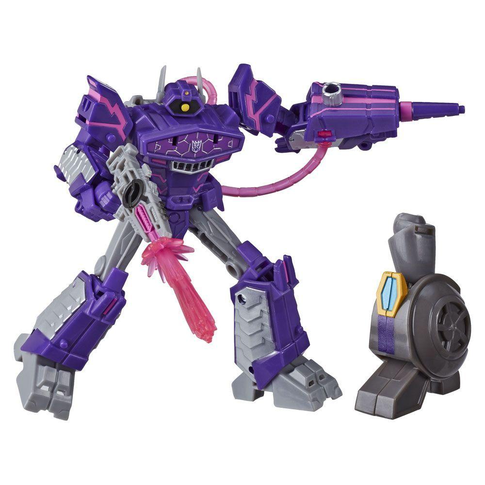 Transformers Cyberverse Adventures- Shockwave - Hasbro E7053