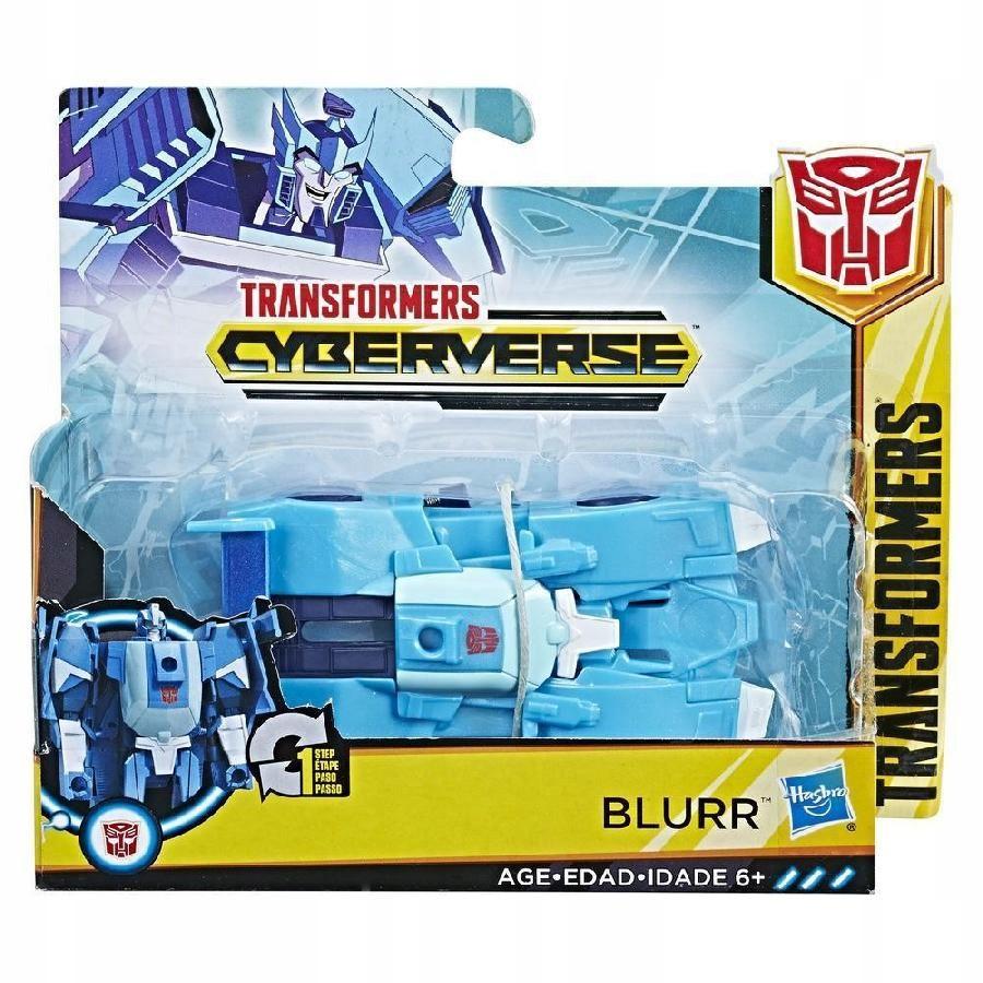 Transformers Cyberverse - Transformável Blurr - Hasbro E3522