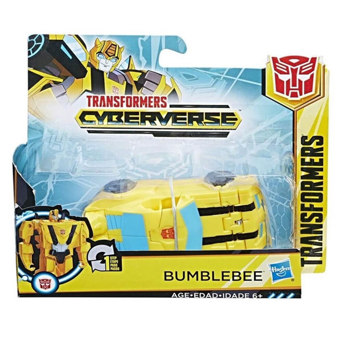 Transformers Cyberverse  - Bumblebee Transformável - Hasbro