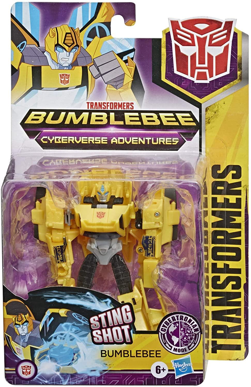 Transformers Cyberverse - Bumblebee - Hasbro E7084