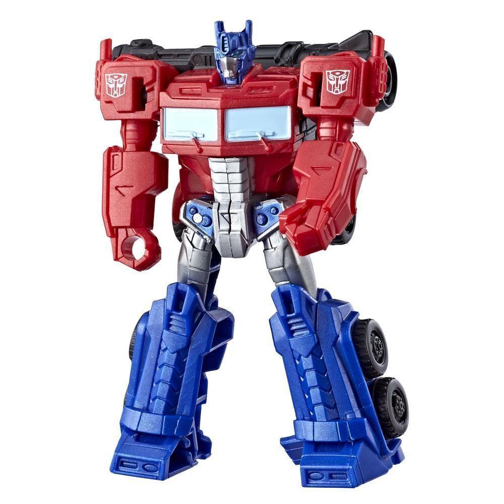 Transformers Cyberverse Commander - Optimus Prime - Hasbro E1883