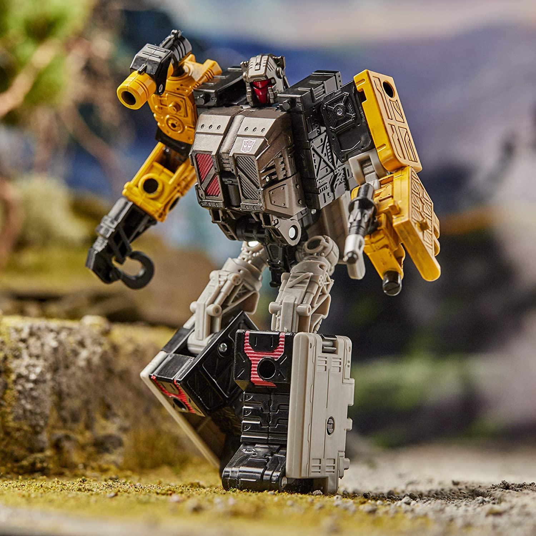 Transformers Earthrise War Cybertron - Ironworks - Hasbro