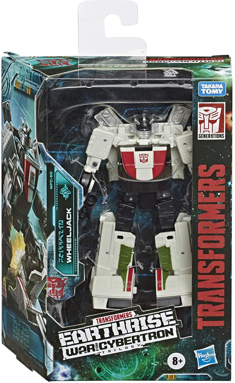 Transformers Earthrise War Cybertron - Wheeljack - Hasbro