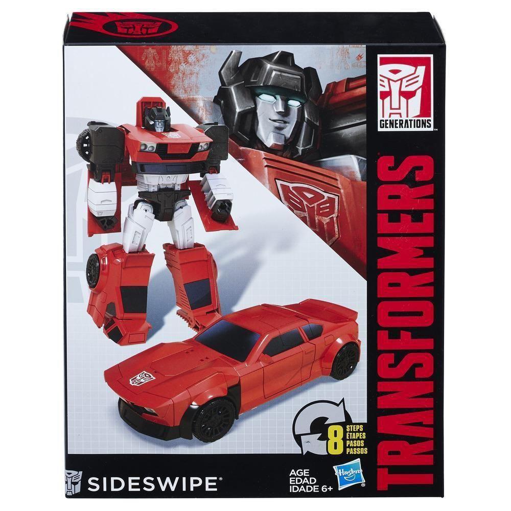 Transformers Generations - Sideswipe 8 passos -  Hasbro B0785