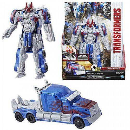 Transformers Optimus Prime Turbo Changer - Hasbro C0886