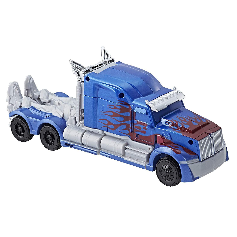Transformers Optimus Prime Turbo Changer - Hasbro C0886