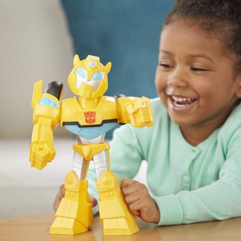 Transformers Rescue Bots Academy - Bumblebee - Mega Mighties - Hasbro E4131