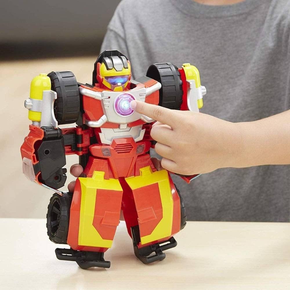 Transformers Rescue Bots Academy - Hot Shot - Hasbro E1988