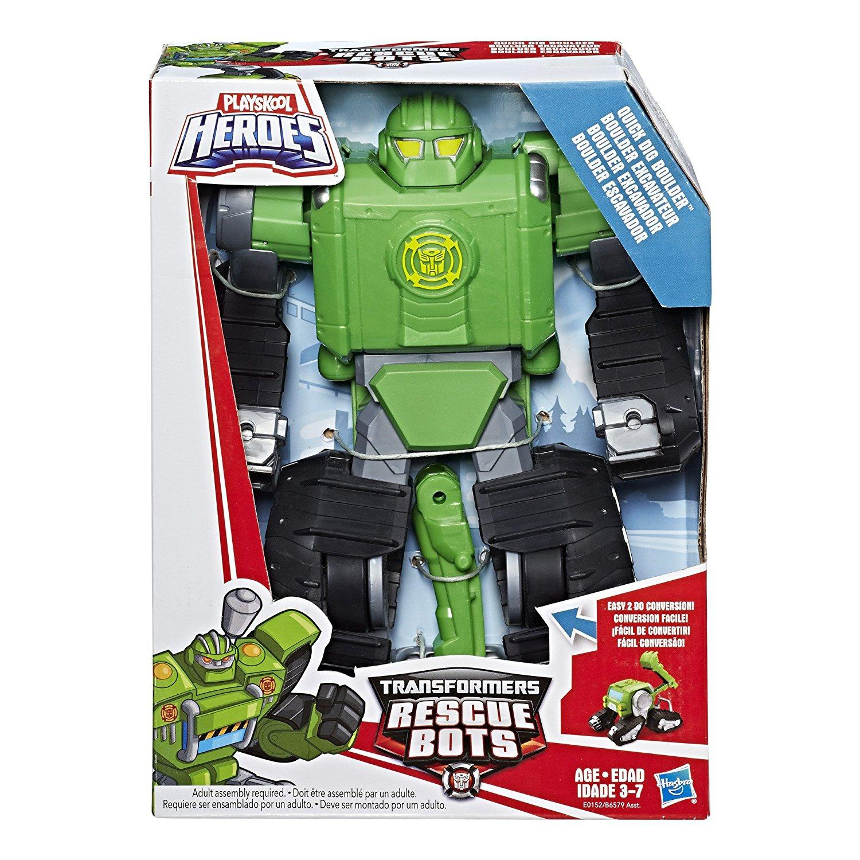 Transformers Rescue Bots - Boulder - Hasbro B6579