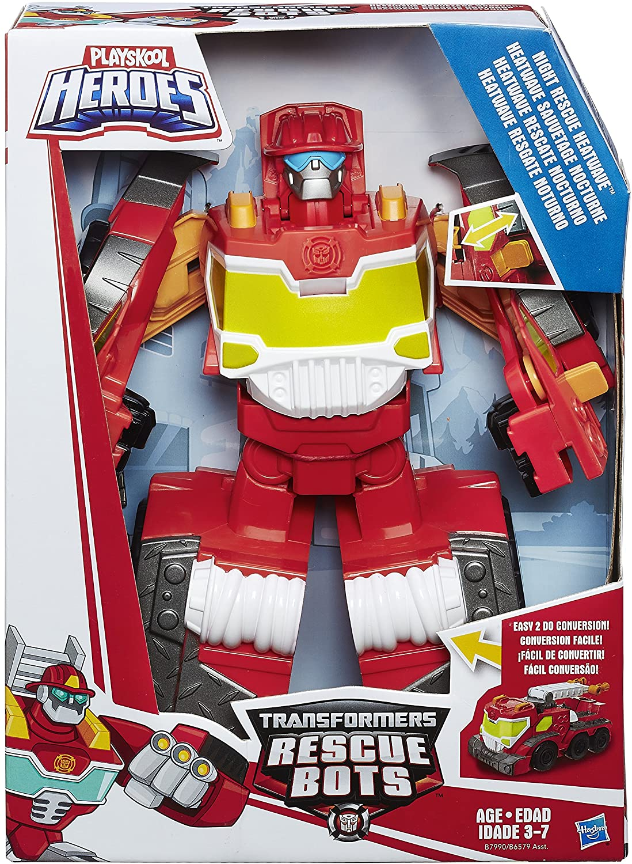 Transformers Rescue Bots - Night Rescue Heatwave - Hasbro