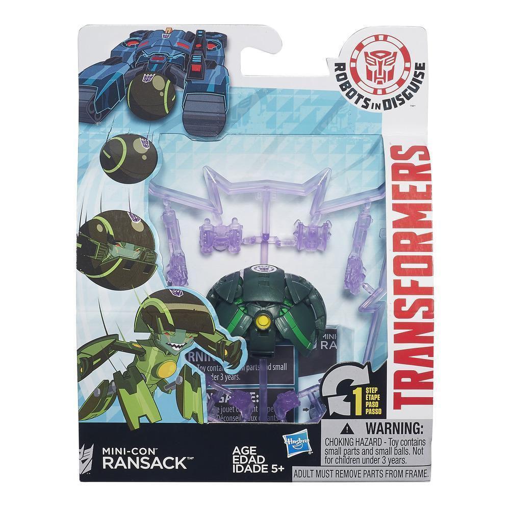 Transformers Robots In Disguise - Ransack - Hasbro B0763