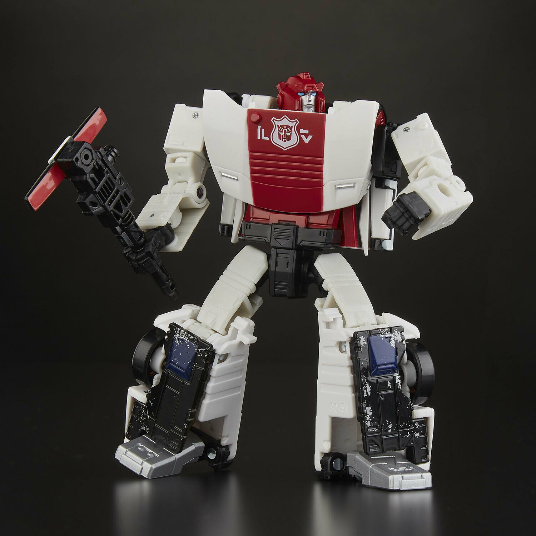 Transformers Siege War For Cybertron Trilogy- Red Alert - Hasbro E3432