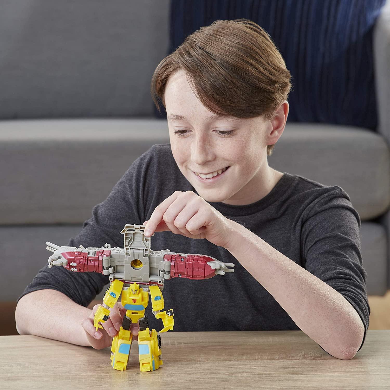 Transformers Spark Armor - Bumblebee e Ocean Atorm - Hasbro E4220