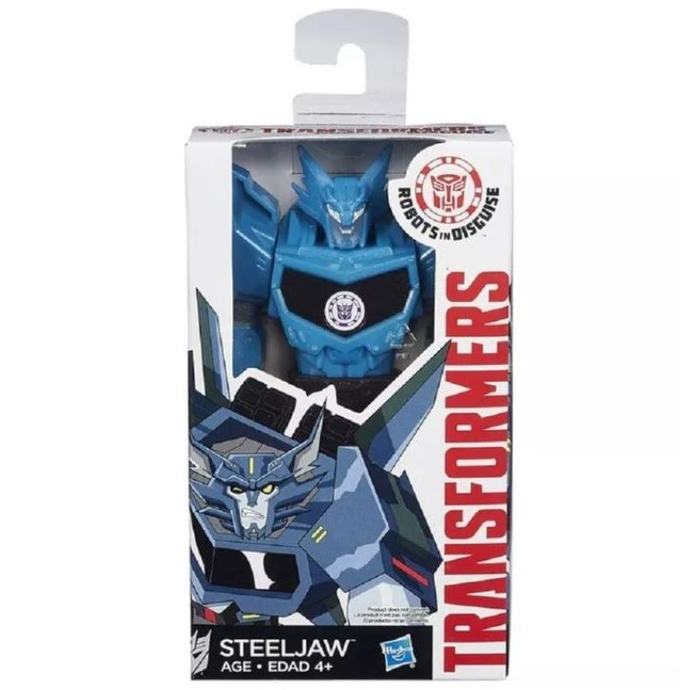 Transformers Steeljaw Robots In Disguise - Hasbro B0758