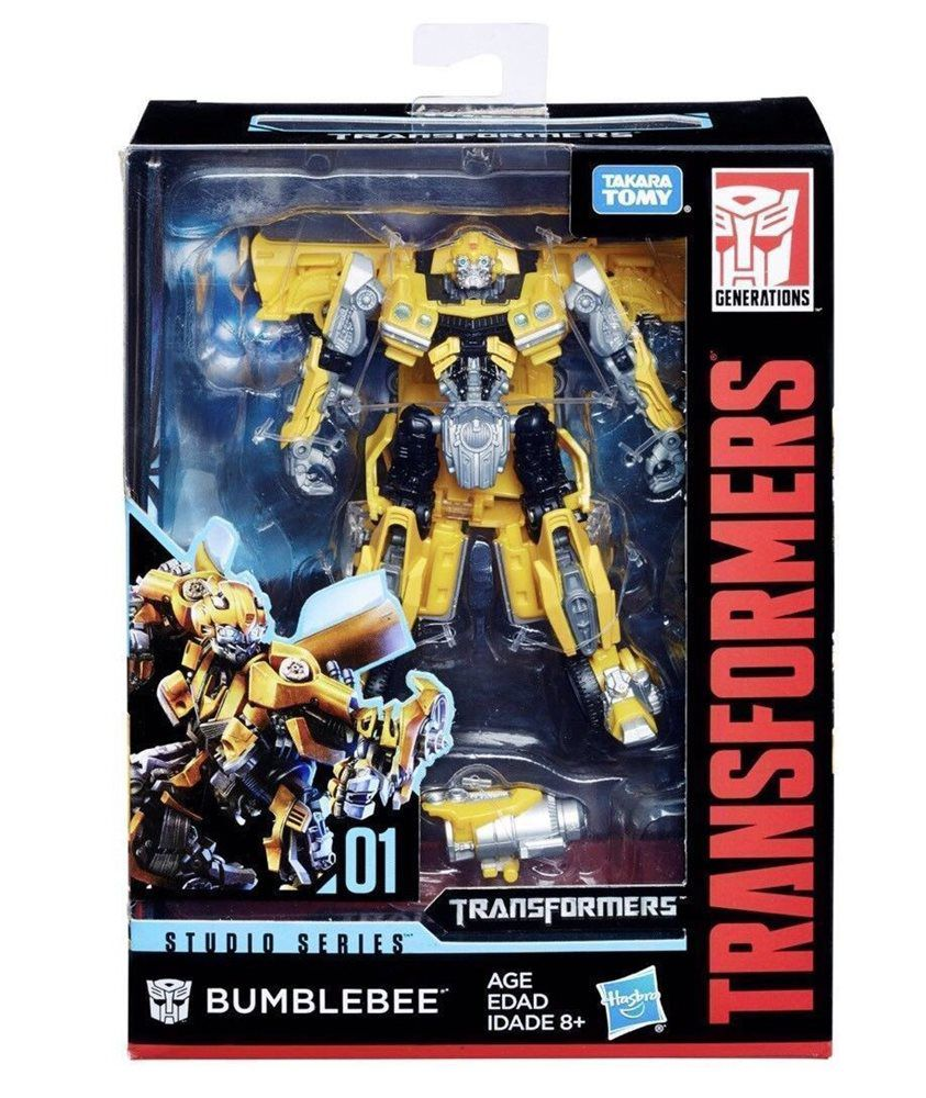 Transformers Studio Series - Bumblebee - Hasbro E0701