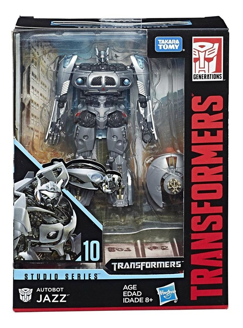 Transformers Studio Series - Autobot Jazz - Hasbro E0701